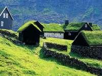 Houses in the Faroe Islands - Houses in the Faroe Islands