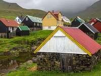 Case nelle Isole Faroe - Case nelle Isole Faroe