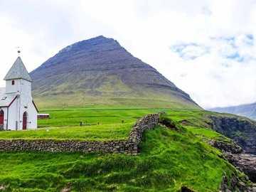 Kościół na Wyspach Owczych - Kościół na Wyspach Owczych