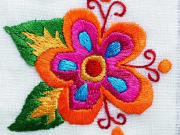 broderie lisse - m ...................