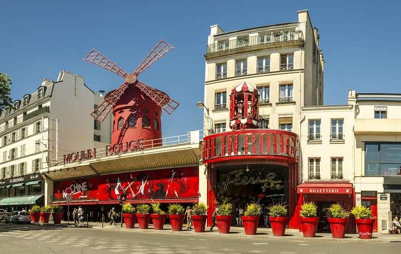 Frankreich-Pigalle-Platz - m ...................