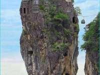 maison sur le rocher - m ...................