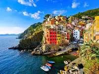 spanien - byggnader på klipporna - m ...................
