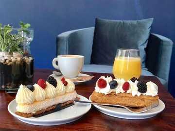 Kaffee Dessert - m ....................
