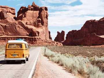 Grand Canyon - sulla strada per il Grand Canyon
