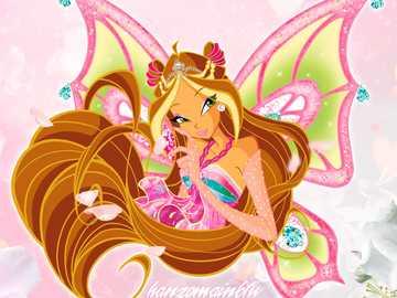 Winx Flora Enchantix - Winx Flora Enchantix