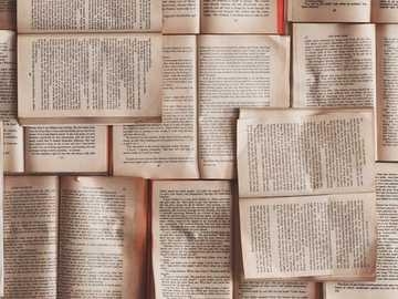 Bücher, Kreativität - Inspiriert sein und etwas über Literatur lernen