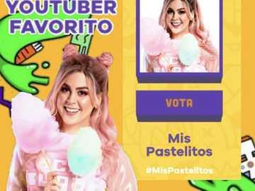 Vota per i miei cupcakes - Sito: Kcaméxico.com