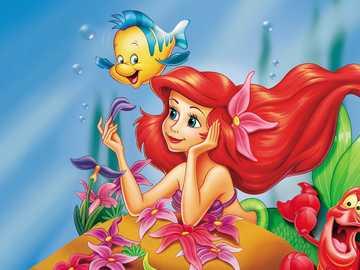 Kleine Meerjungfrau - Kleine Meerjungfrau........