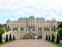 belvedere στη Βιέννη - Μ ....................