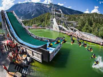 water park in austria - m ....................