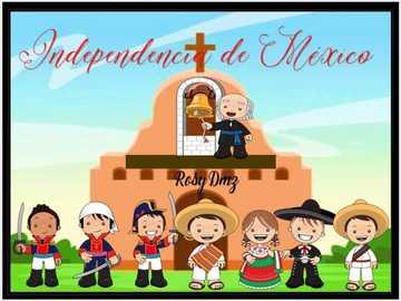 Unabhängigkeit - Nationalfeiertage für Kinder im Vorschulalter der dritten Klasse