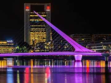 woman's bridge - women's bridge buenos aires