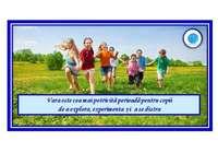 glückliche Kinder - Dieses Jahr zeigt die Freude der Kinder