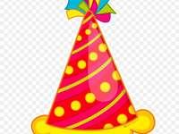 birthday bonnet - birthday bonnets