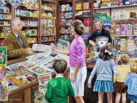 Rummage in the grocery store - Rummage in the grocery store