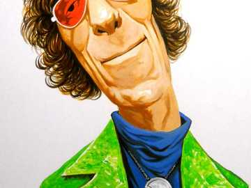 Luis A. Spinetta - Luis Alberto Spinetta, excellent musician, writer and composer