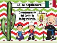 Mexico's onafhankelijkheid.