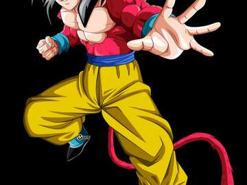 Goku phase 4 - Dragonballsuper@gmail.com