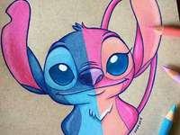 Lilo e Stitch - molto carino e facile da fare