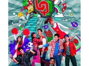 Cartoon Network серия от 2012 до 2014 - CQ най-добрият сериал на Cartoon Network, продължил от 2012-2014 г. и