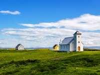 Iceland - Flatey Island, Iceland