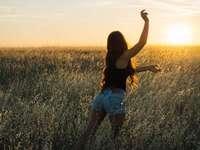 Танцуване на слънце