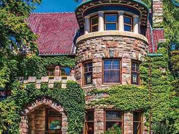 Kamienny Dom w Fort Wayne, Indiana - Kamienny Dom w Fort Wayne, Indiana