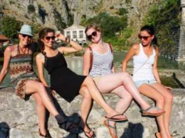 girls in montenegro - m ................................