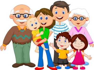 Family - A family always with a smile on their face