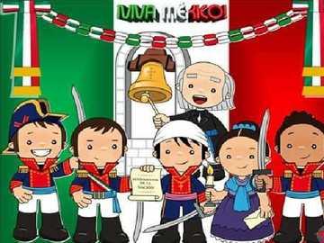 INDÉPENDANCE DU MEXIQUE - INDÉPENDANCE DU MEXIQUE