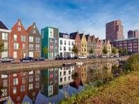 Città di Amersfoort nei Paesi Bassi - Città di Amersfoort nei Paesi Bassi