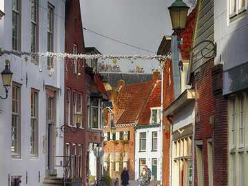 Ciudad de Amersfoort en los Países Bajos - Ciudad de Amersfoort en los Países Bajos
