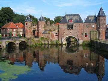 Amersfoort Koppelpoort in the Netherlands - Amersfoort Koppelpoort in the Netherlands