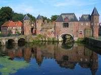 Amersfoort Koppelpoort w Holandii