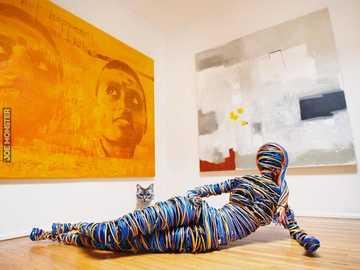 obras de arte contemporáneo - m ..........................