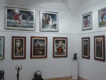 obras de arte moderno - Varsovia - m ...................