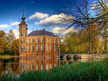 Breda Castle Netherlands - Breda Castle Netherlands