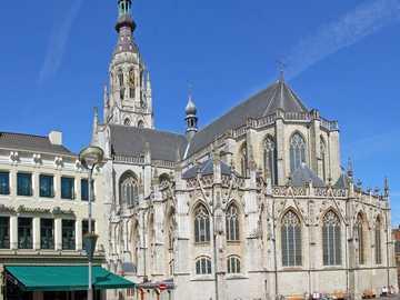 Breda Cathedral Netherlands - Breda Cathedral Netherlands