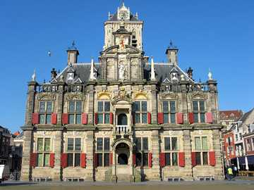 Delft City Palace Netherlands - Delft City Palace Netherlands