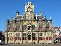 Delft City Palace Nizozemsko