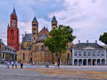 Maastricht city in the Netherlands - Maastricht city in the Netherlands