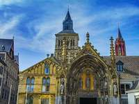 Miasto Maastricht w Holandii - Miasto Maastricht w Holandii
