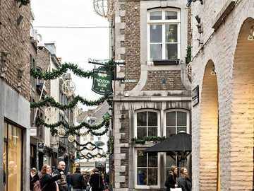 Ciudad de Maastricht en los Países Bajos - Ciudad de Maastricht en los Países Bajos