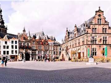 Nijmegen city in the Netherlands - Nijmegen city in the Netherlands