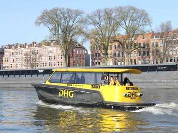 Miasto Rotterdam w Holandii - Miasto Rotterdam w Holandii