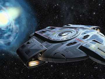 Defiant 1 - Defiant Star Trek Deep Space Nine
