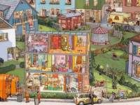 Quartiere - La vita in una strada cittadina