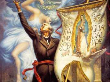 Cri de douleur - L'indépendance du Mexique