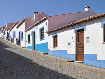 Häuser in Portugal - m .......................